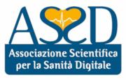 Logo dell'Associazione Scientifica per la Sanità Digitale